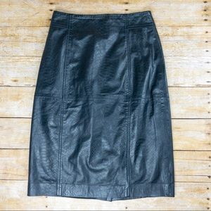 b5214559f Women's Leather Skirts | Poshmark